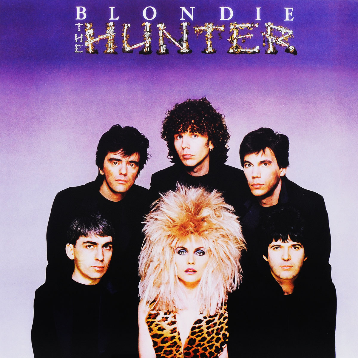 Blondie Blondie. The Hunter (LP) blondie blondie 6 lp