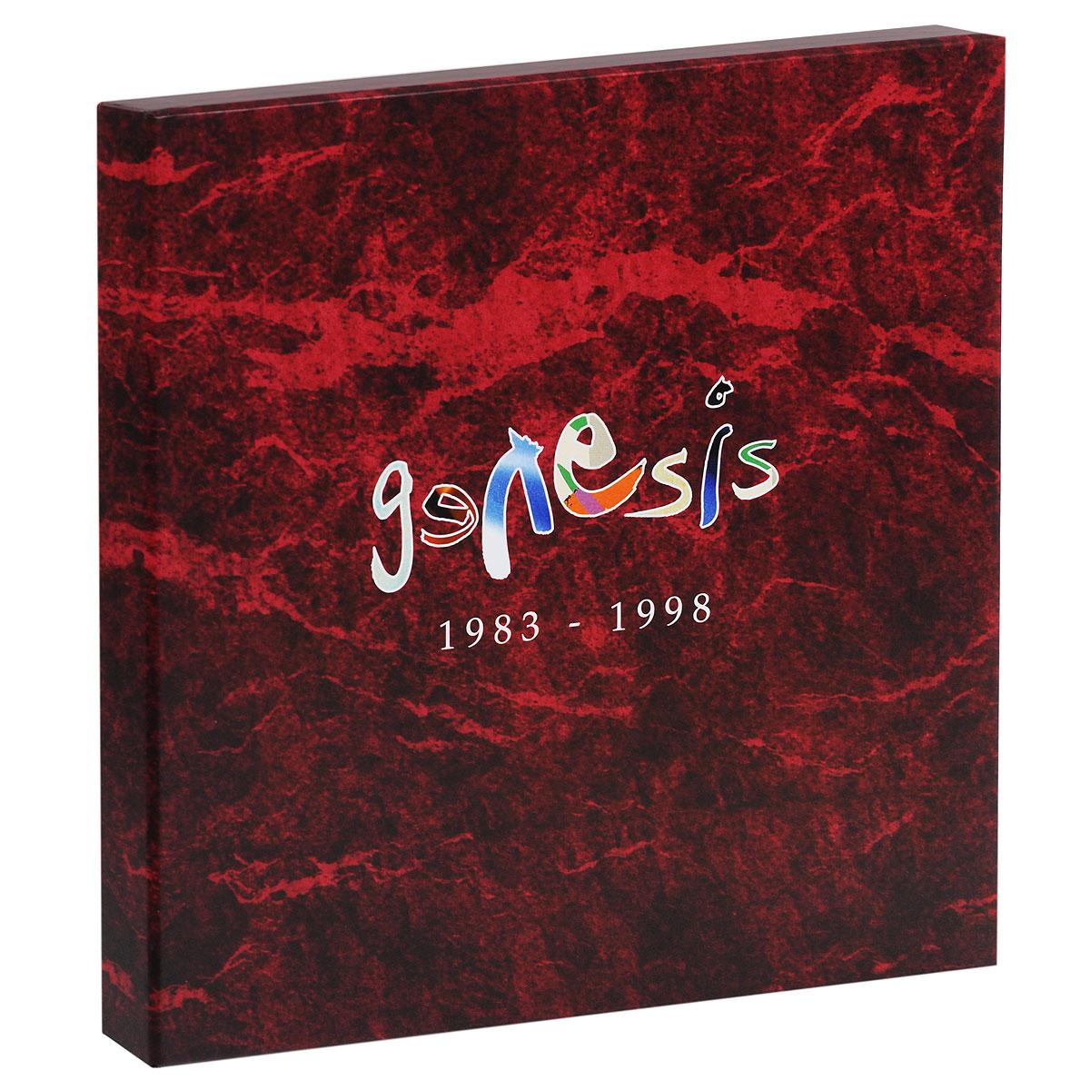 Genesis Genesis. 1983-1998. Limited Edition (6 LP) часы nixon genesis leather white saddle