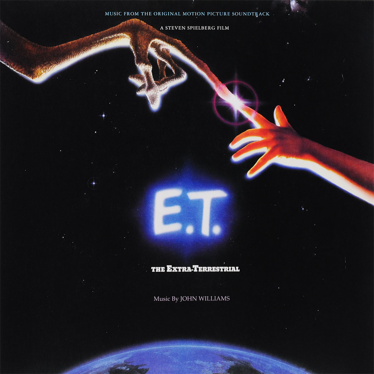 E.T. The Extra-Terrestrial. Original Motion Picture Soundtrack (LP)