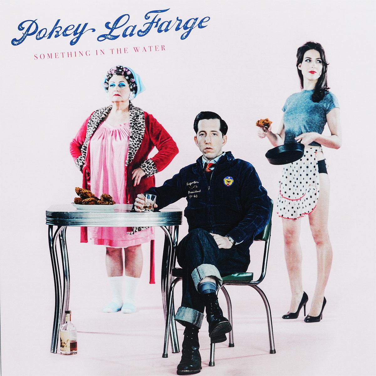 Поки Лафардж Pokey LaFarge. Something In The Water (LP)