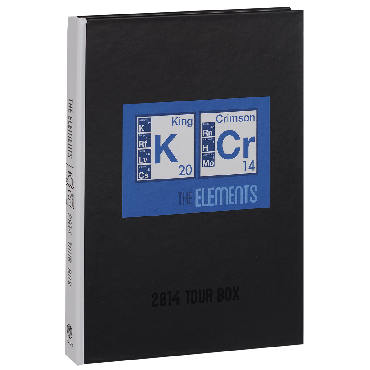 King Crimson King Crimson. The Elements (2 CD) king crimson king crimson starless 40th anniversary series 23 cd 2 dvd 2 blu ray