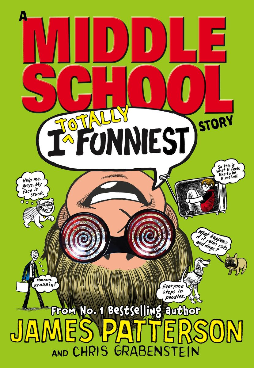 I Totally Funniest: A Middle School Story the funniest christmas joke book ever