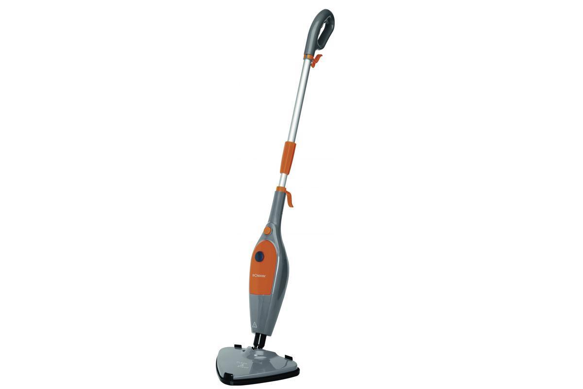Bomann DR 904 CB, Antraz Orange паровая швабраDR 904 СB antr-orangeОчищает, дезинфицирует и обезжиривает не оставляя известковых отложений после чистки.Подходит для различных поверхностей: ламинат, деревянные полы, мрамор, резина, керамика.Может применяться для очистки тканевых поверхностей таких как ковры, циновки, подушки, мягкая мебельЭкологичный способ чистки без использования химикатов.