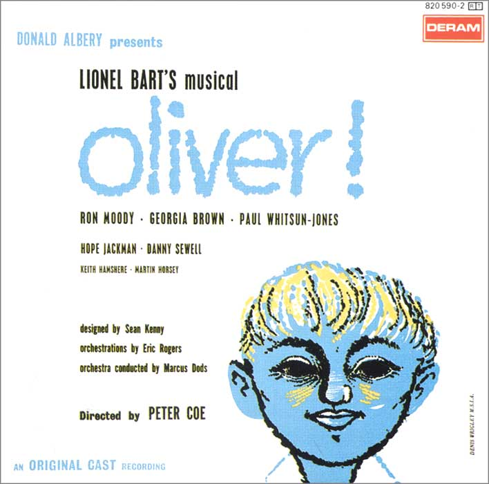 Oliver! 1960 Original London Cast