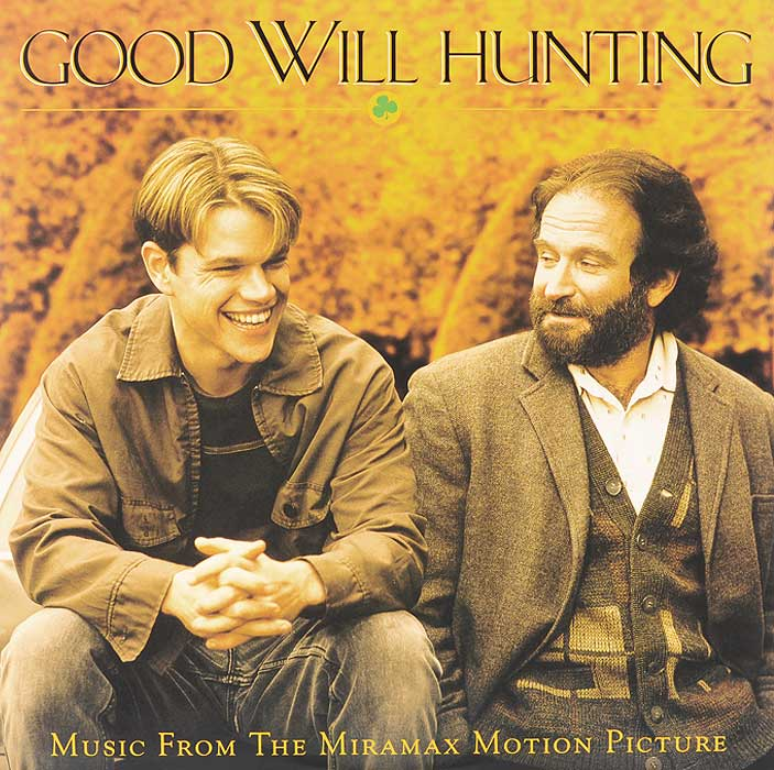 Music From The Miramax Motion Picture. Good Will Hunting (2 LP) music from the miramax motion picture good will hunting 2 lp