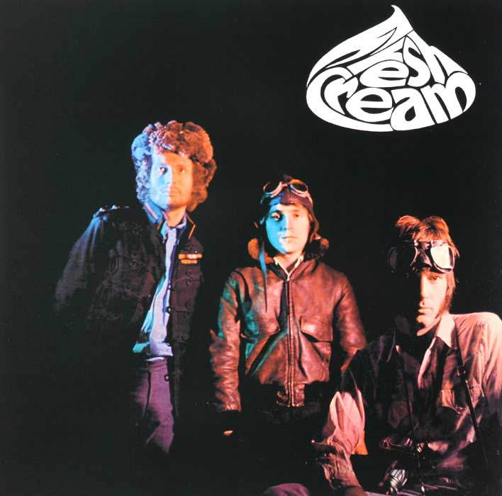 Cream. Fresh Cream (LP)