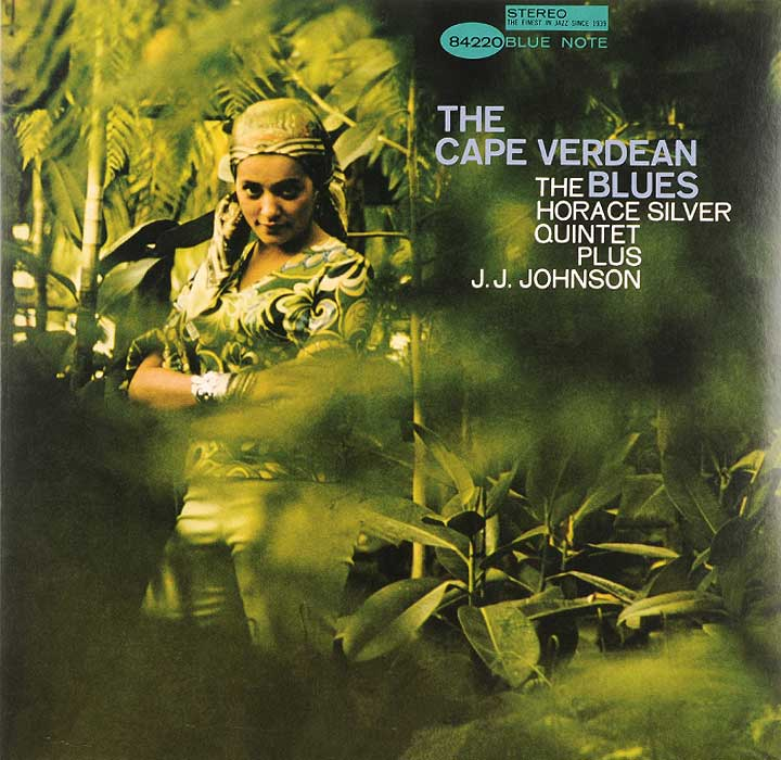 The Horace Silver Quintet The Horace Silver. The Cape Verdean Blues (LP) b b king king of the blues lp