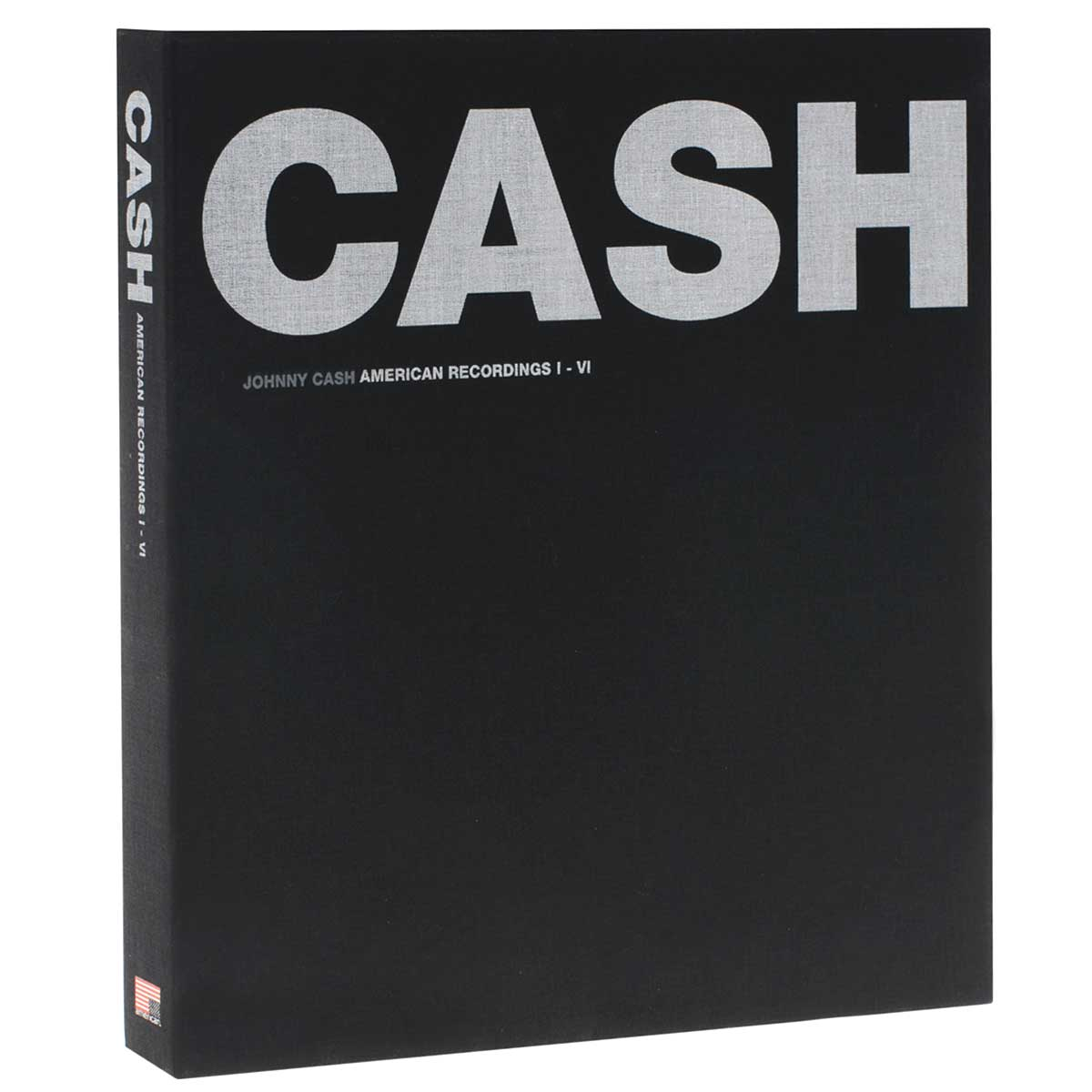 Джонни Кэш Johnny Cash. American Recordings I-VI (7 LP)
