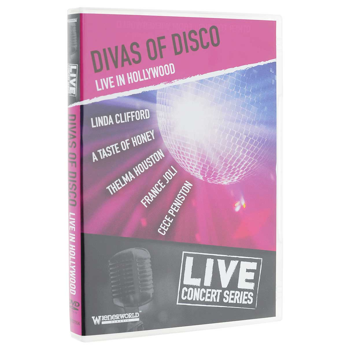 Divas Of Disco: Live In Hollywood more of me