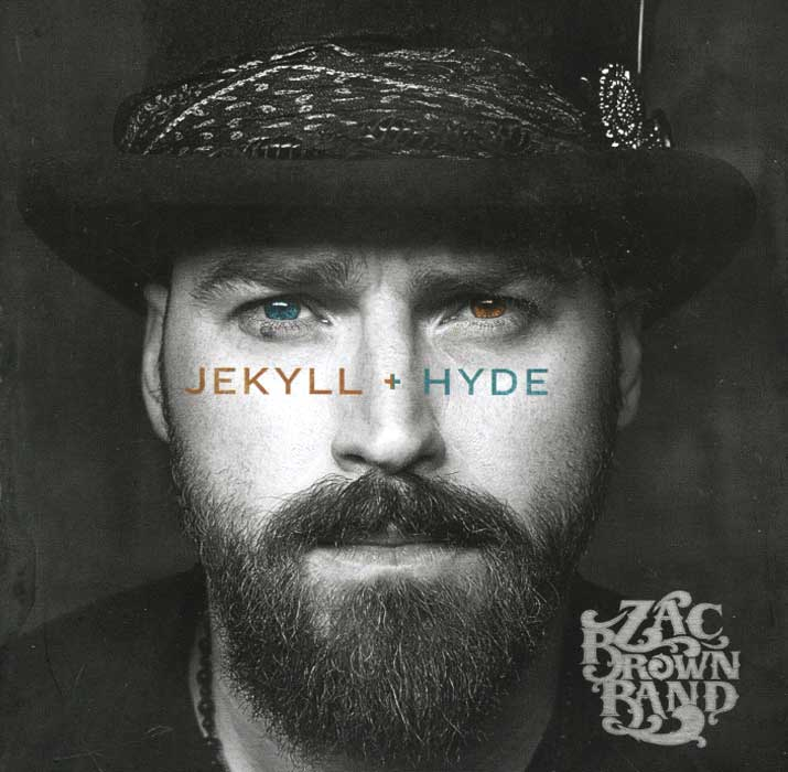 Zac Brown Band. Jekyll + Hyde
