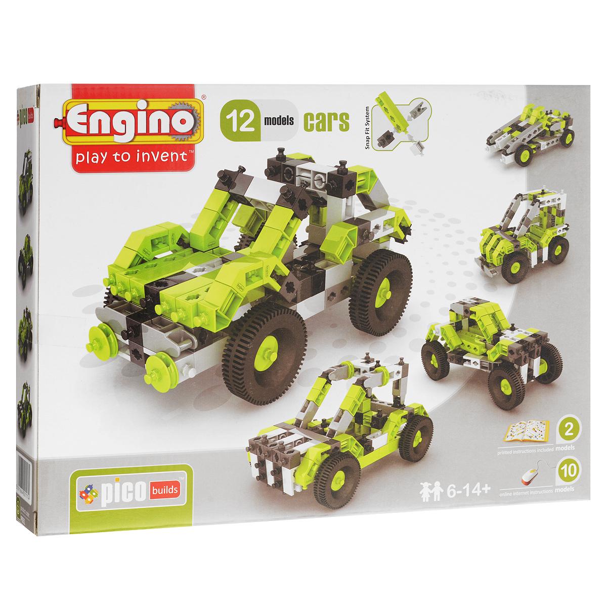 Engino Конструктор Cars PB31