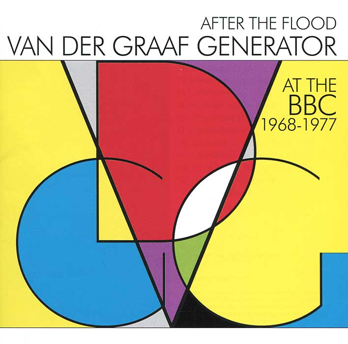 Van Der Graaf Generator Van Der Graaf Generator. After The Flood. At The BBC 1968-1977 (2 CD) bbc sessions cd