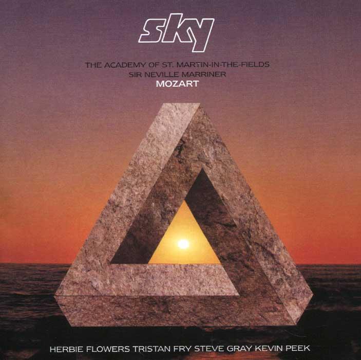 Sky Sky. Mozart. Digitally Remastered sky sky sky 3 digitally remastered cd dvd