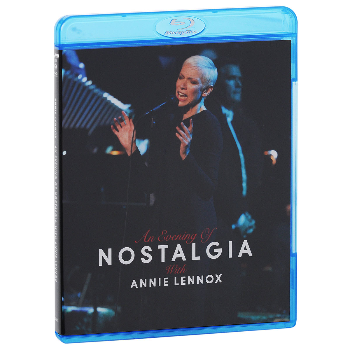 Annie Lennox. An Evening Of Nostalgia With Annie Lennox (Blu-ray)