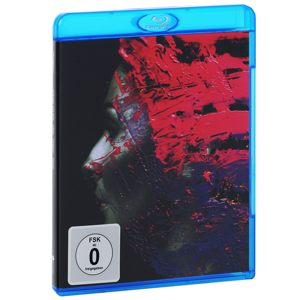 Steven Wilson. Hand. Cannot. Erase (Blu-ray) ancestral knowledge