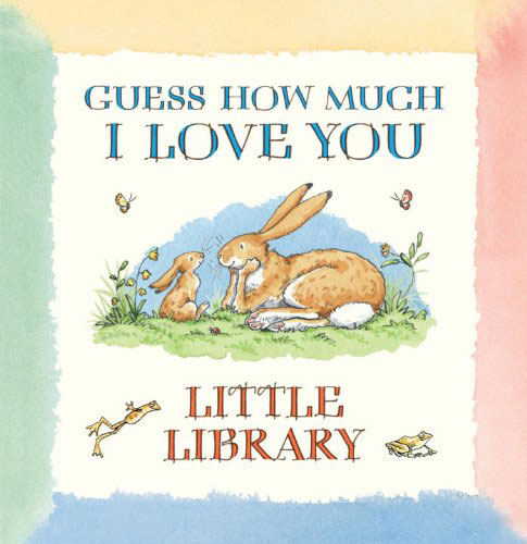 Guess How Much I Love You: Little Library: Preschool - 2 нож ganzo g704 ca камуфляж