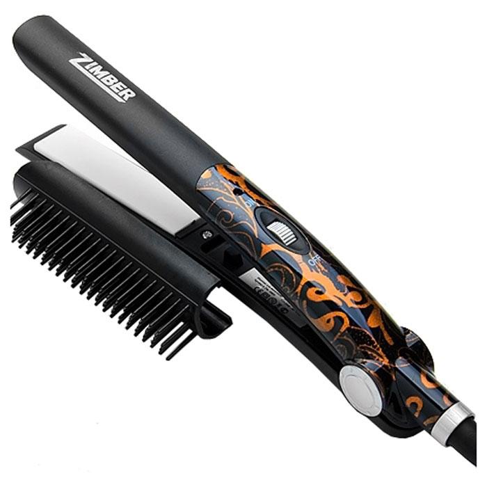 Zimber ZM-10905 выпрямитель для волос  zimber zm 10905 выпрямитель для волос