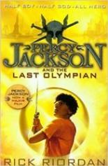 Percy Jackson and the Last Olympian bork k700