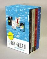 Box Set 4 vol.: Abundance of Katherines, The Fault In Our Stars, Looking For Alaska, Paper Towns