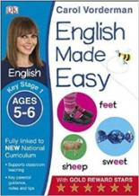 English Made Easy: Ages 5-6 Key Stage 1