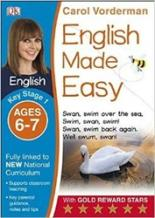 English Made Easy: Ages 6-7 Key Stage 1