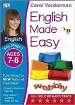 English Made Easy: Ages 7-8 Key Stage 2