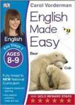 English Made Easy: Ages 8-9 Key Stage 2