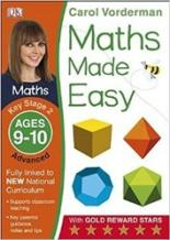 Maths Made Easy: Ages 9-10 Key Stage 2 Advanced tl n10my2 10mm sensing ac 2 wire nc cube shell inductive screen shield metal proximity switch tl n10m proximity sensor 18 18 36