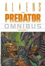 Aliens vs. Predator Omnibus, Vol. 1 neca aliens vs predator 7 inches 21cm lone wolf predator