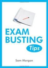 Exam Busting Tips foxnovo 50 tips fan shaped false nail art tips sticks polish foldable display board practice tool white
