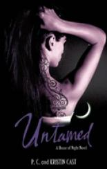 Untamed. The House of Night. book 4