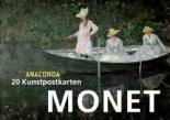 Claude Monet Postkartenbuch тарелки claude monet тарелка клод моне