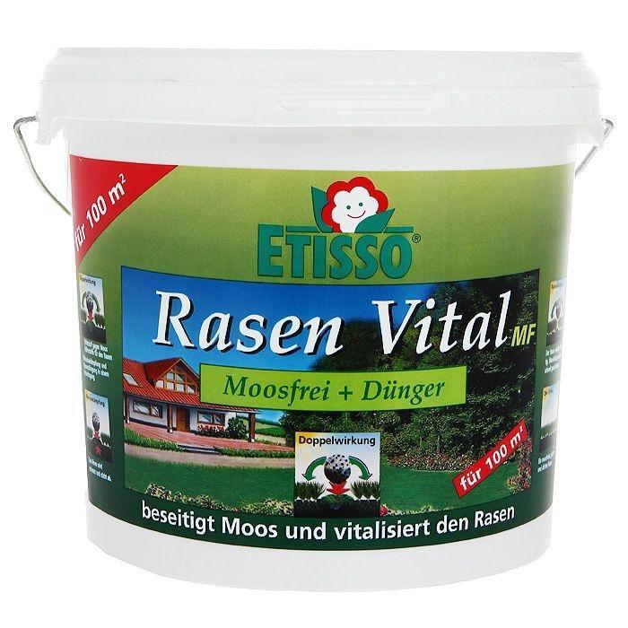 """Средство Etisso """"Rasen Vital MF"""" для цветов и газонов, 3 кг"""