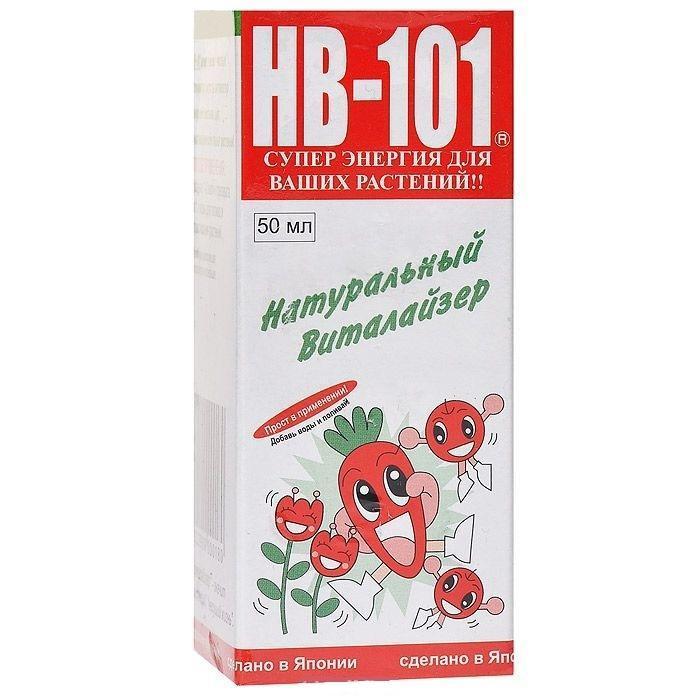 Стимулятор роста растений  HB-101 , 50 мл - Грунт и удобрения