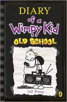 Diary of a Wimpy Kid: Old School  kinney j the wimpy kid do it yourself book