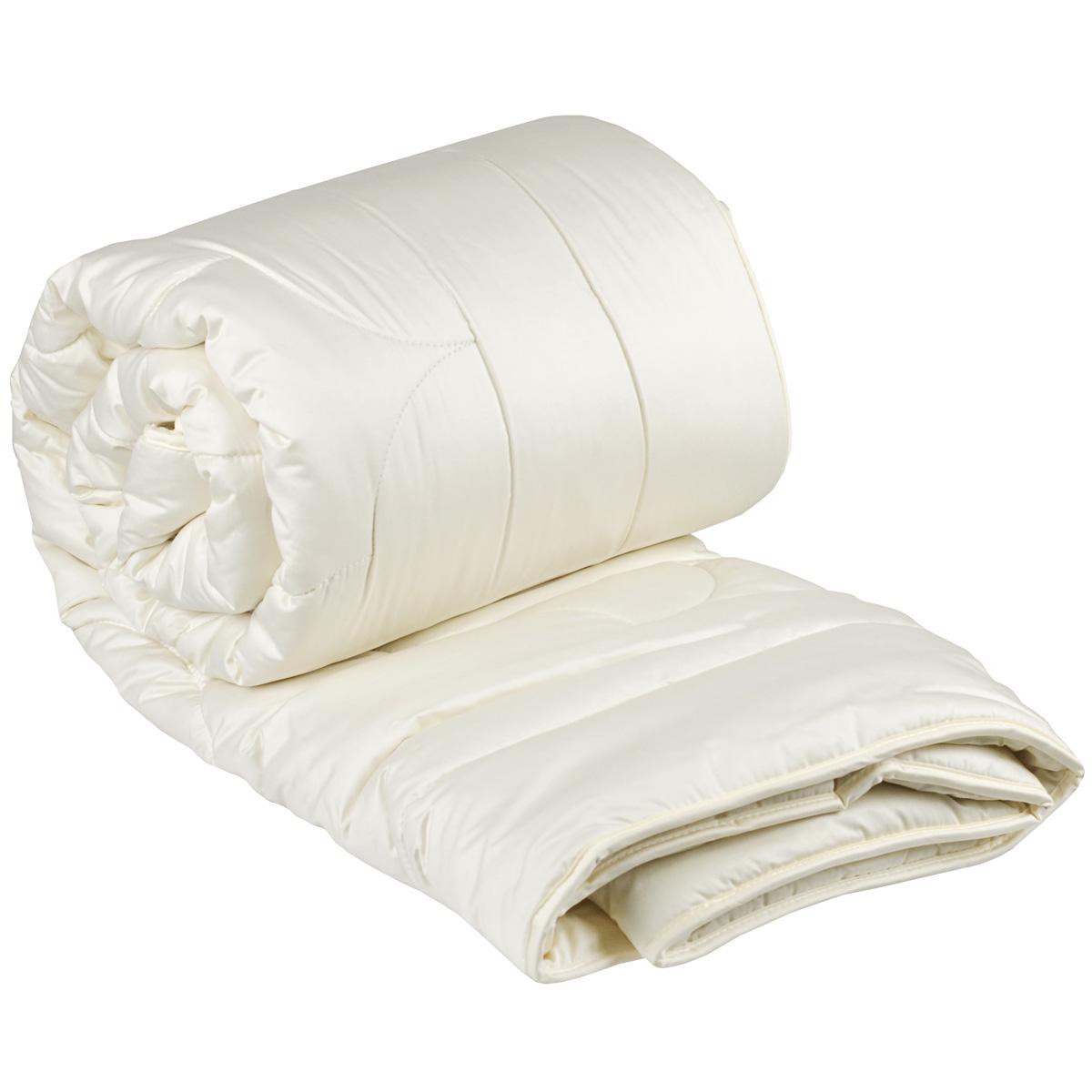 Одеяло Dargez Акапулько, легкое, наполнитель: шерсть альпака, 200 х 220 см26(37)39Одеяло Dargez Акапулько представляет собой чехол из сатина гладкокрашеного (100% хлопок) с наполнителем шерсти альпака. Шерсть альпака - легкая, тонкая, мягкая, с шелковистым блеском и по своим основным характеристикам обладающая антиаллергенными, противовоспалительными и ранозаживляющими свойствами.Оделяло Dargez Акапулько создано специально для тех, кто ценит здоровый сон. Сатиновый чехол декорирован эксклюзивным жаккардовым рисунком пастельного цвета. Одеяло вложено в пластиковую сумку-чехол зеленого цвета на застежке-молнии, а специальная ручка делает чехол удобным для переноски.Одеяло Акапулько доставит вам незабываемые ощущения, обеспечивая комфортный и сладкий сон на протяжении длительных ночей. Материал верха: 100% хлопок. Наполнитель: шерсть альпака.Масса наполнителя: 300 г/м2.