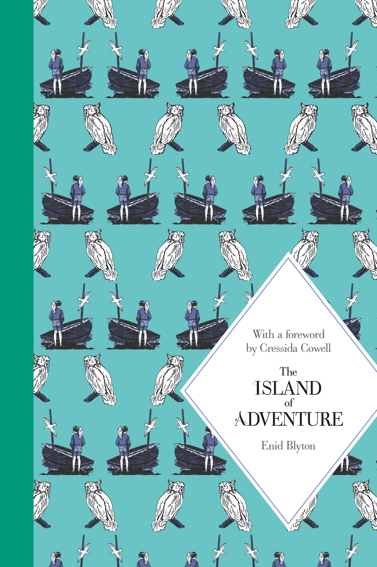 The Island of Adventure: Macmillan Classics Edition the brides of rollrock island