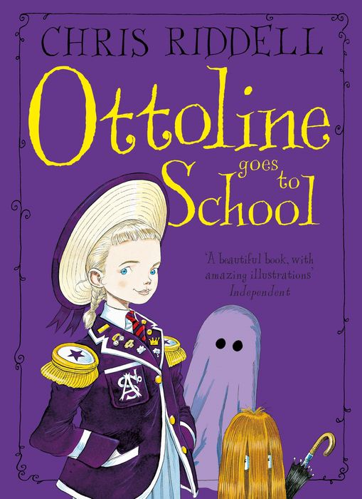 Ottoline Goes to School expose