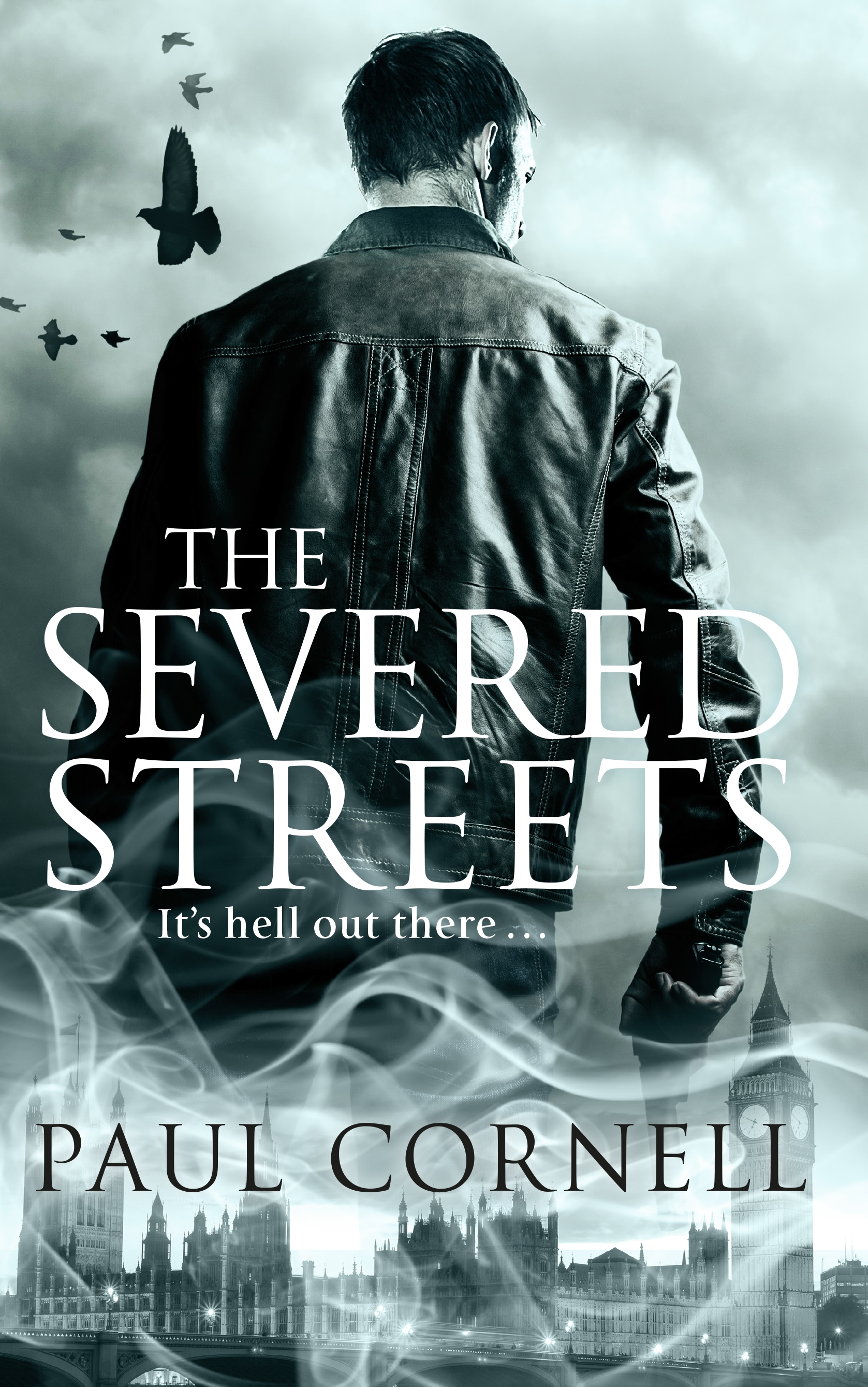 The Severed Streets bill james easy streets – a harpur and iles mystery