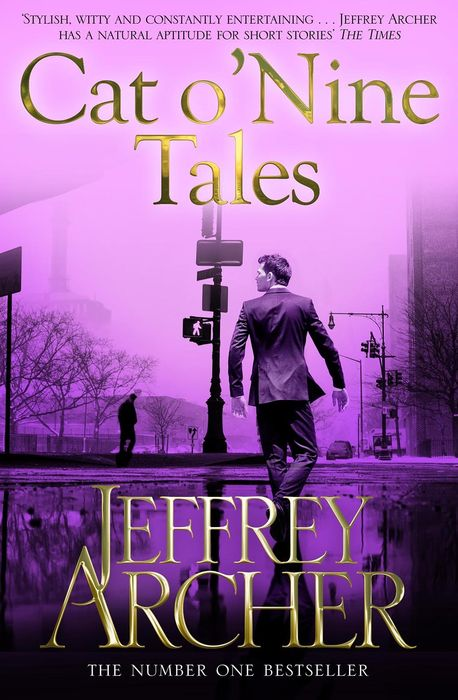 Cat O' Nine Tales jeffrey archer four warned