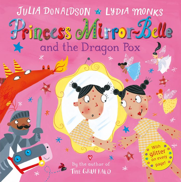 Princess Mirror-Belle and the Dragon Pox the mirror test