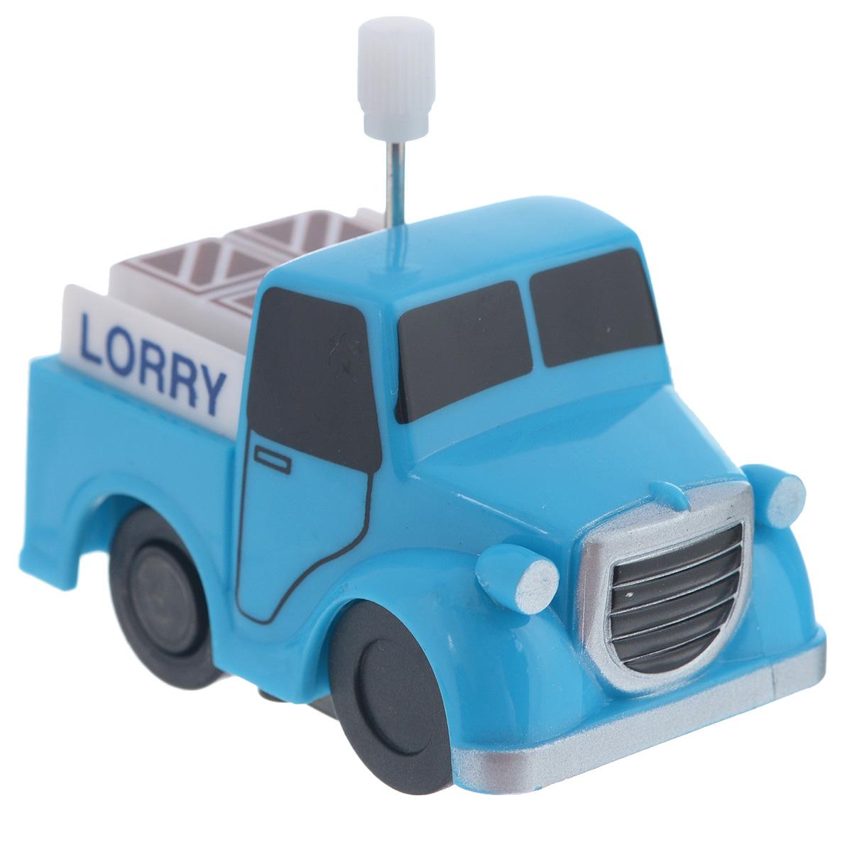 Игрушка заводная Грузовичок Lorry часовой ключ