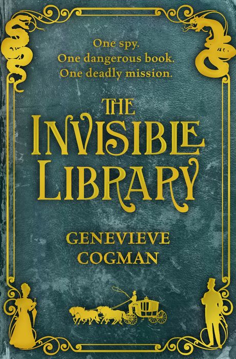 The Invisible Library riggs r library of souls
