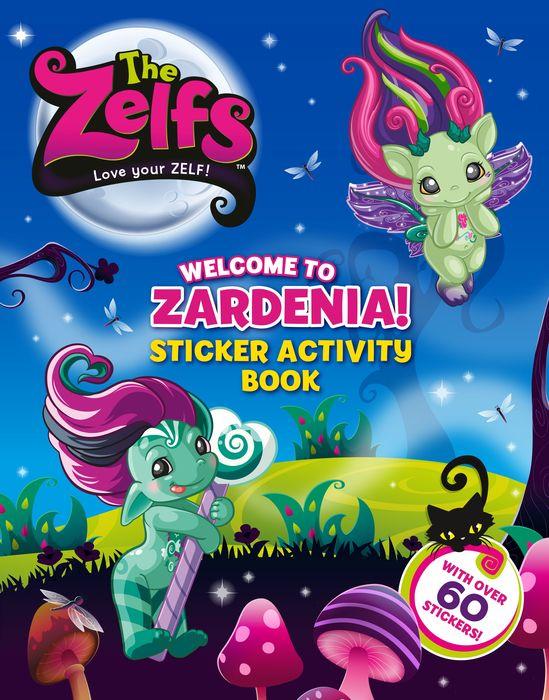 The Zelfs Sticker Book ultimate sticker book dangerous dinosaurs