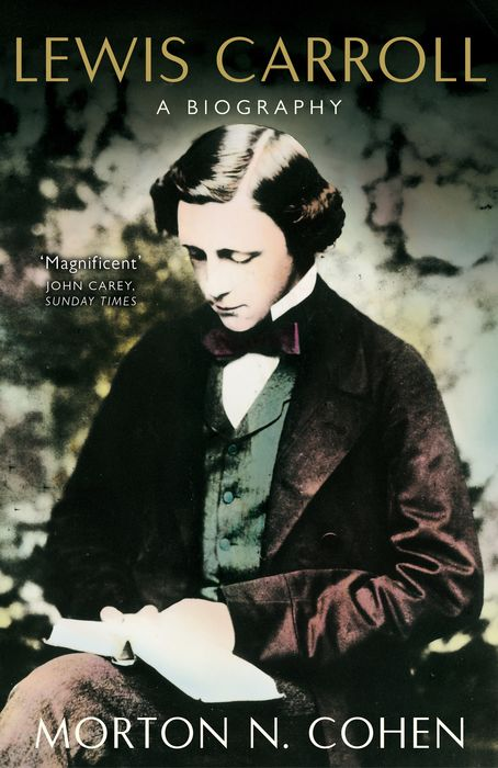 Lewis Carroll: A Biography pilate the biography of an invented man