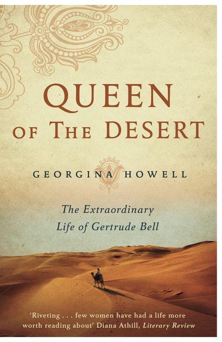 Queen of the Desert desert and the blade