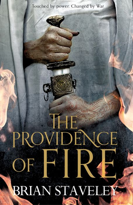 The Providence of Fire blog