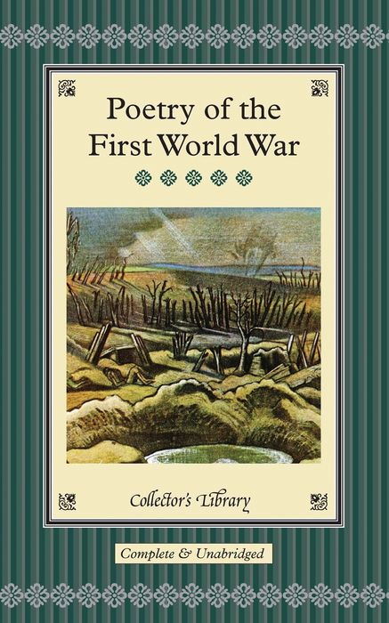 Poetry of the First World War the economics of world war i