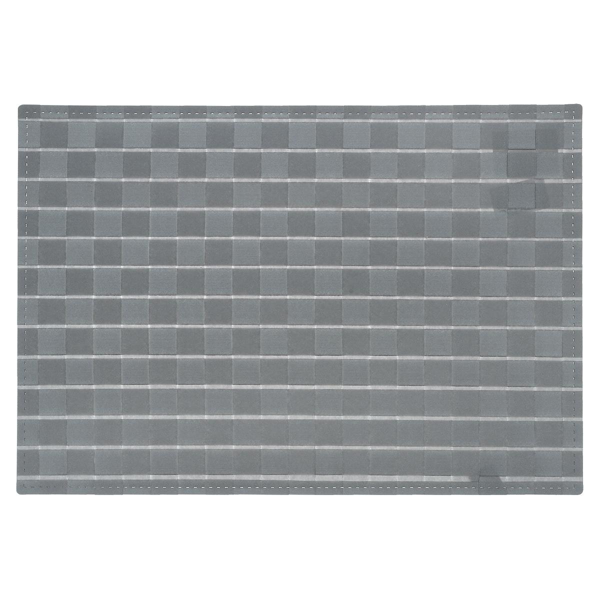 Подставка под горячее Amadeus, цвет: серый, 43 см х 30 см