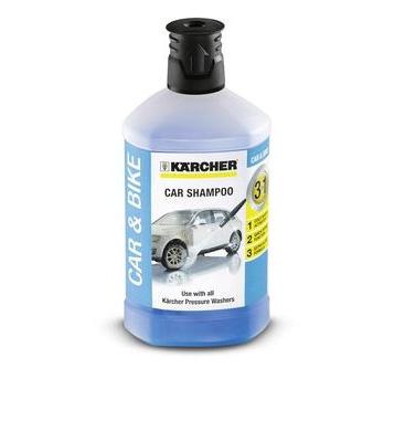 Шампунь автомобильный 3в1, 1 л 6.295-750.06.295-750.0Интенсивное чистящее средство, которое используется с аппаратами высокого давления Karcher предназначено для очистки автомобилей и мотоциклов. Удаляет типические дорожные загрязнения. Не повреждает обрабатываемые материалы. Сильнодействующий шампунь с оригинальной формулой 3 в 1 предоставляет больше возможностей: - быстро и эффективно очищает от масла, жира, дорожной и зимней грязи на всех видах транспорта, - не оставляет полос не требует протирания вручную, - обеспечивает сияющий блеск всего корпуса автомобиля.Объем: 1 л. Состав согласно рекомендации ЕС: 5% и менее: анионные тензиды, неионные тензиды; ароматизаторы, консервант, метилизотиазолинон, бензизотиазолинон.